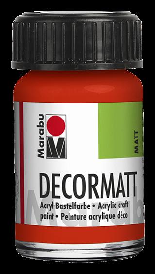 Marabu Decormatt 15ml