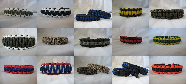 Paracord 4mm type III