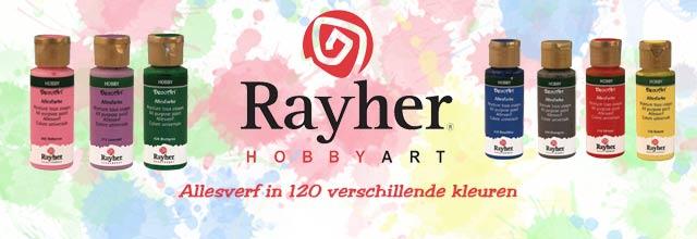 Rayher allesverf acryl