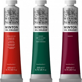 Winton olieverf 200ml