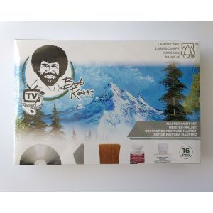 Ruan Bob Ross master set K50006510	4001128150192