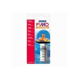 Fimo Waterklaar voor sneeuwbollen