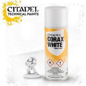 Citadel Spray - Corax White  62-01-80