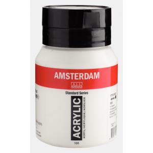 Amsterdam acrylverf standard 105 titaanwit
