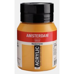 Amsterdam acrylverf standard 227 gele oker