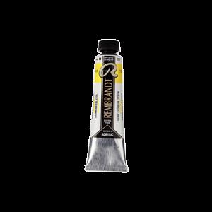 Rembrandt acrylverf 207 cadmiumgeel citroen