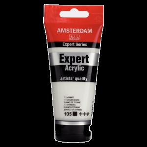 Amsterdam Expert 105 titaanwit
