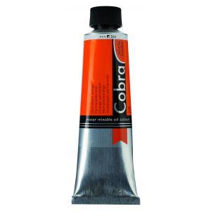 Cobra 150ml 266 Permanent oranje