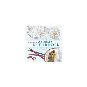 Akasha Mandala Kleurboek