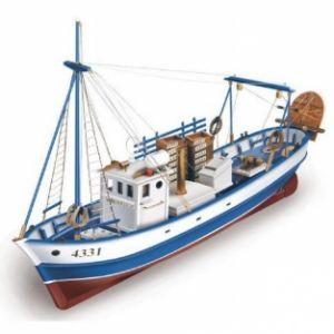 Modelbouw: Mare Nostrum 1:35