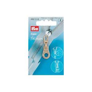 Prym Fashion Zipper ring goudkleurig