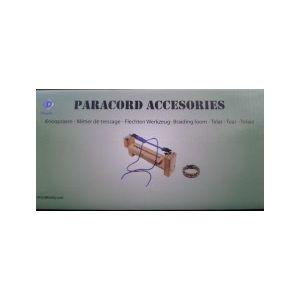 Paracord knoopraam