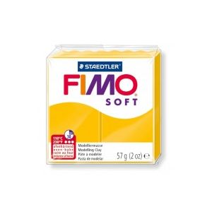 Fimo Soft nr. 16 zonnegeel
