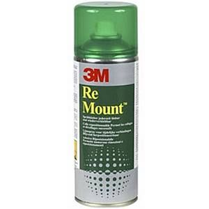 3M Re Mount 400ml
