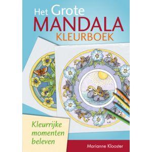 Het Grote mandala kleurboek