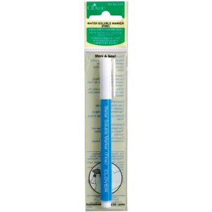 Clover 515 Water erasable marker fine
