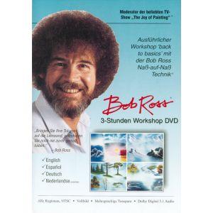 Bob Ross 3 uur Workshop DVD K5200BRW00720867025014