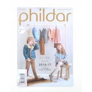 Magazine Phildar jongens en meisjes no. 654