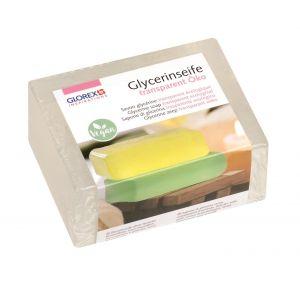 Glycerine zeep transparant 500 gram
