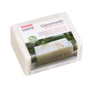 Glycerine zeep opaak Aloe Vera 500 gram