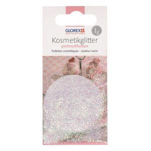 Glitter voor zeep Parelmoer 1 gram