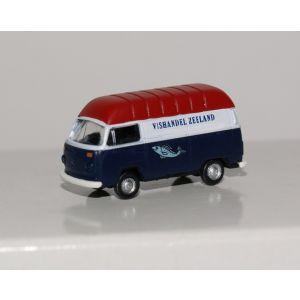 VW T2 Vishandel Zeeland miniatuur