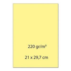 A4 papier 0275 Geel