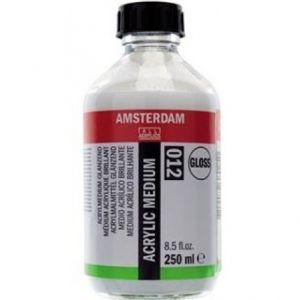 Amsterdam acrylmedium glans 250ml