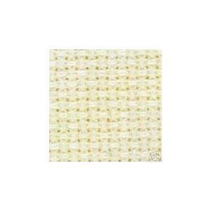 Aida borduurstof 4.5 b/cm Kleur: Gebroken wit