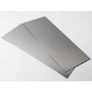 Aluminium plaat 0,8x100x250mm