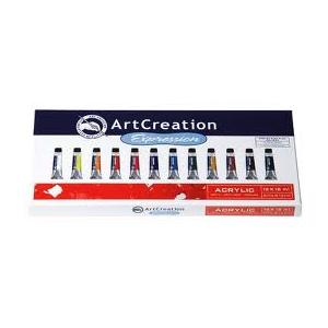 Art Creation Acryl set 12x12ml