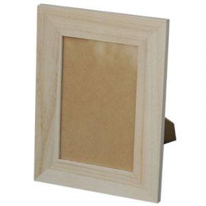 Fotolijstje recht hout