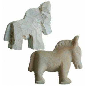 Basisvorm Paard 10 cm