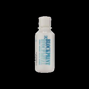 Blockprint waterverf 100 Wit