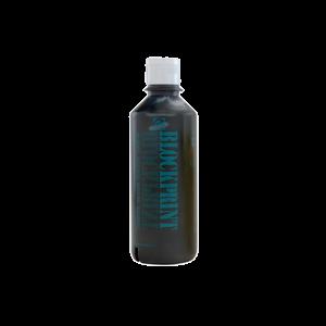 Blockprint waterverf 700 Zwart