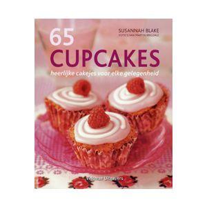 Boek 65 Cupcakes