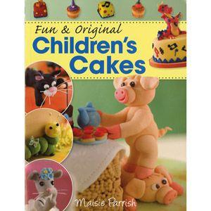 Boek Childrens Cakes