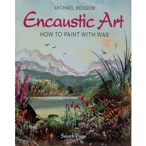 Boek Encaustic How to paint