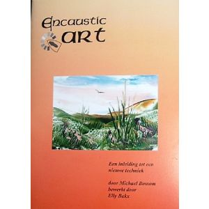 Boek Encaustic Instructieboekje