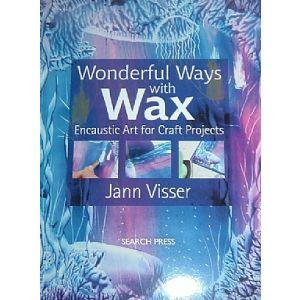 Boek Encaustic Wonderful ways with wax