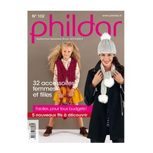 Boek Phildar Accessoires herfst/winter 2013/14