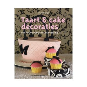 Boek Taart & Cakedecoraties