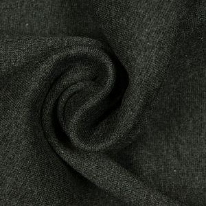 Oaki doki boordstof uni tricot donkergrijs 15x70cm