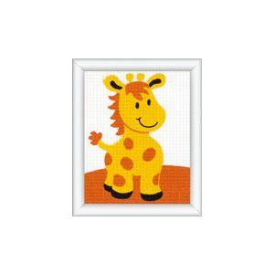 Borduurstramien giraf