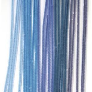 Chenilledraad  blauwtinten Rayher 52 109 00