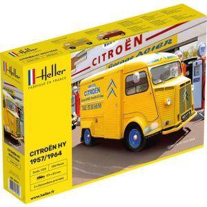 Heller Mercedes 170 V Lieferwagen HEL-80736