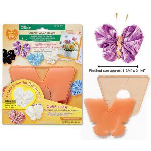 Clover Yo-Yo maker butterfly
