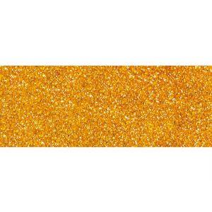 Biaisband glitter brons