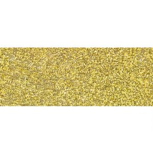 Biaisband glitter goud