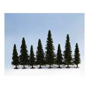 NOCH Dennenbomen 6,5-15cm 25st